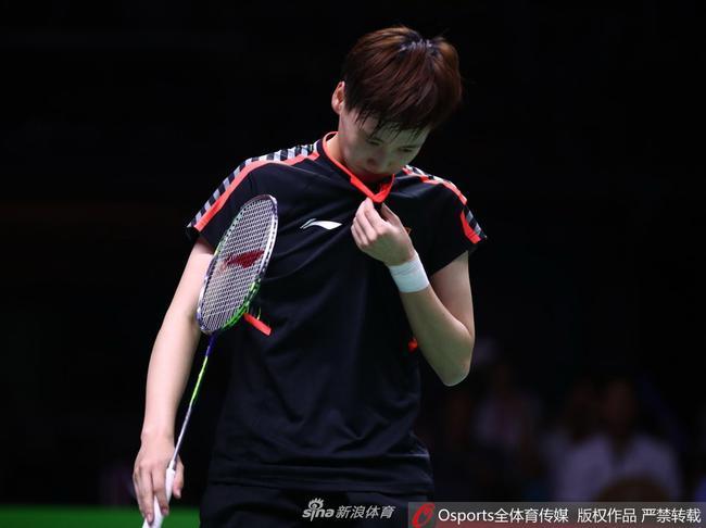陈雨菲领军的国羽女队创下历史最差战绩