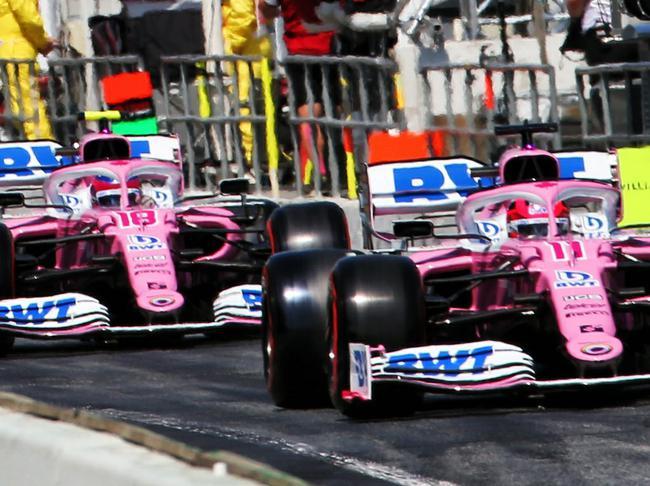 FIA进一步细化了F1技术规则