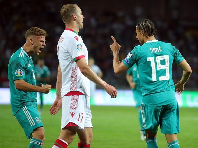 欧预赛-罗伊斯+曼城飞翼破门 德国客场2-0夺连胜