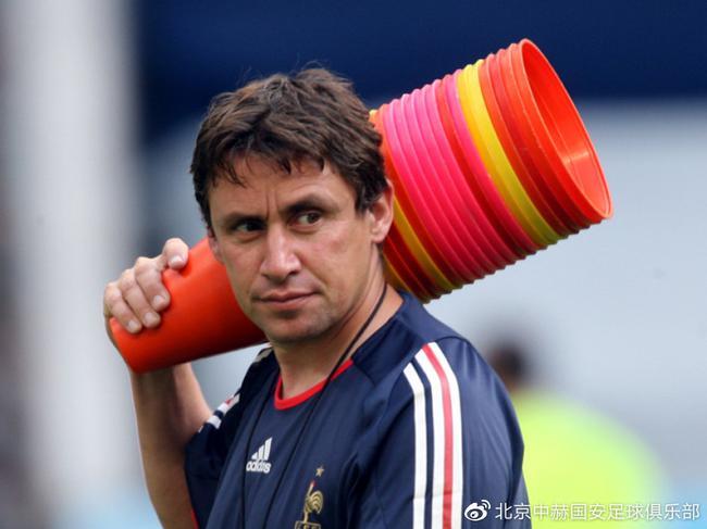 国安新教练最想赢恒大 找卡纳瓦罗报14年前的仇