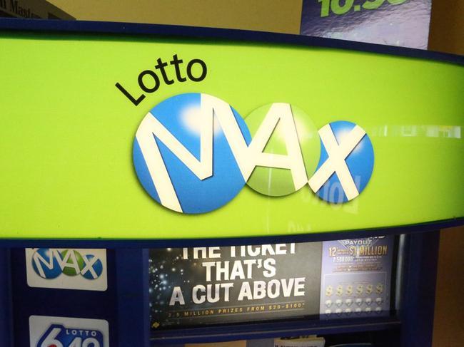 """Lotto Max""开出7000万加元巨奖"