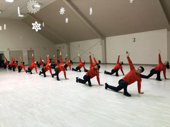 跨项冰壶国家集训队