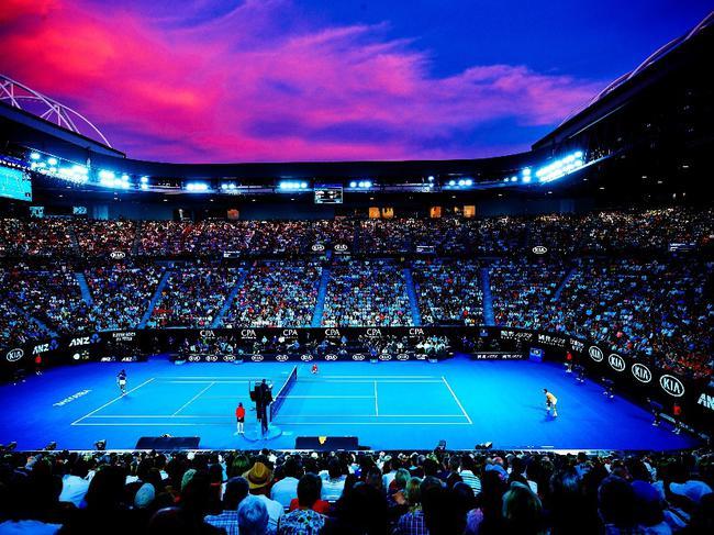 澳洲网协主席:2021澳网举行计划仍在进行中