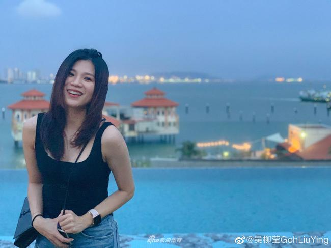 吴柳莹:私生活成为焦点非常折磨 现在终于轻松了