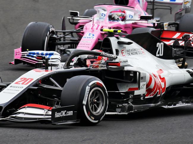 哈斯:FIA曾告诉吾们不许剽窃法拉利通风导管设计