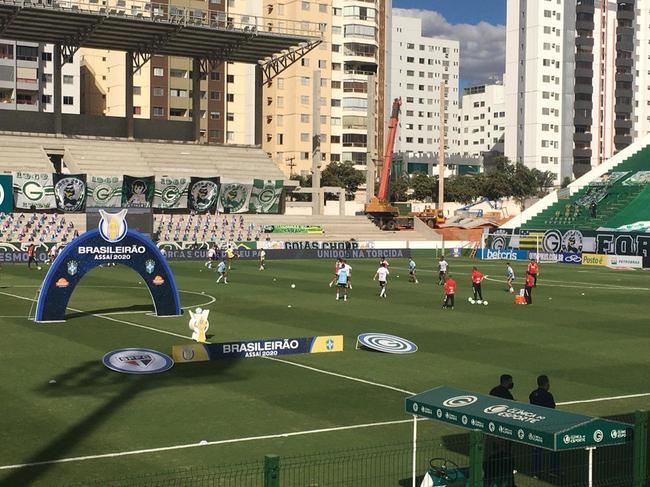 巴西球队8名队员新冠阳性 该队巴甲首轮紧急叫停