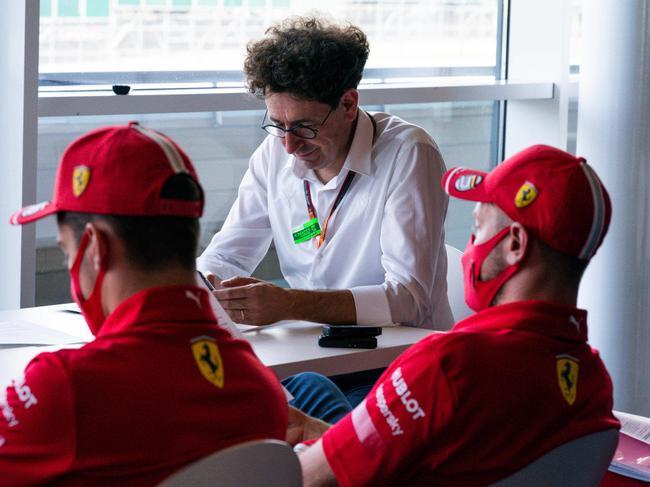 F1| 罗斯-布朗:法拉利车队需要变化而非革命