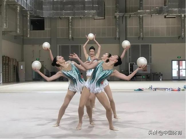 艺体国家队冬训第一次队内检验 《敦煌》反应不错