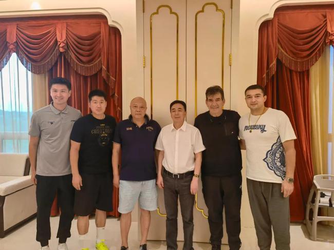 【博狗体育】同曦官方:贝西洛维奇已于近日返回南京