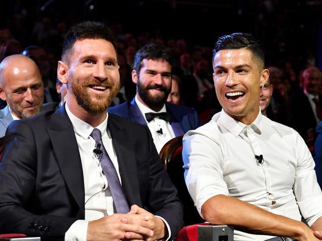 德甲球员投票!梅西当选最强球员 得票大幅超C罗