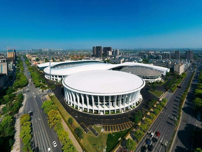 杭州亚运会比赛场馆今年10月底前将全部完工!