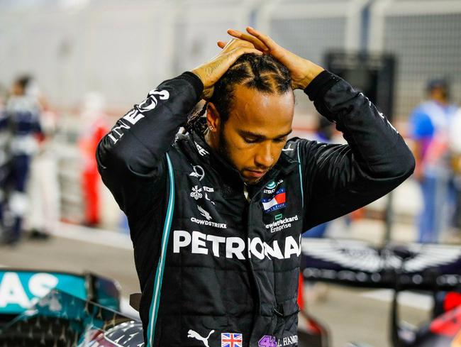 F1七冠王刘易斯-汉密尔顿