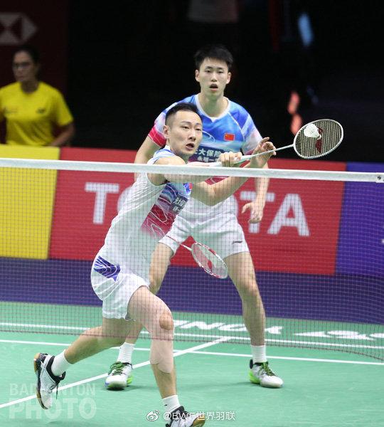 泰国赛1日:林丹战次轮 张楠携新搭档战世界一双