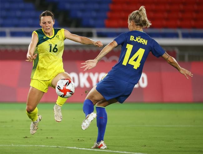 奥运女足-瑞典1-0胜澳大利亚 决赛迎战加拿大-第1张图片-im体育官网