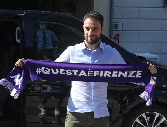 博纳文图拉宣布加盟佛罗伦萨
