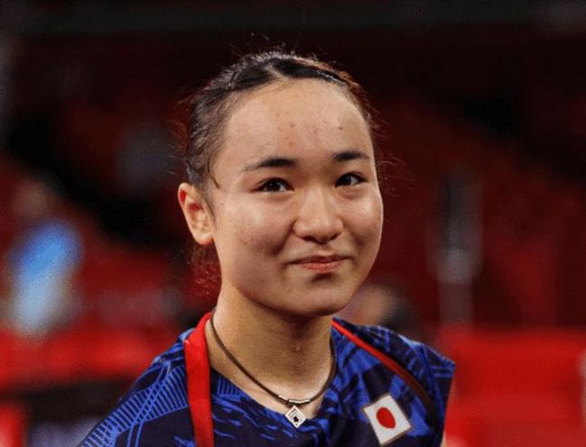 伊藤美诚夺得铜牌后流泪:说实话 心里只有遗憾