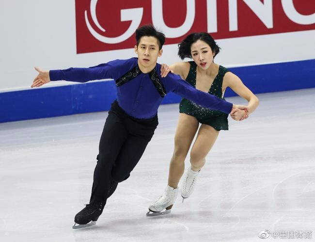 国家体育总局官网通报表扬 隋文静韩聪榜上有名