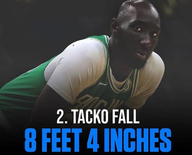 【博狗体育】NBA球员臂展历史排名:周琦上榜!2米33排第八