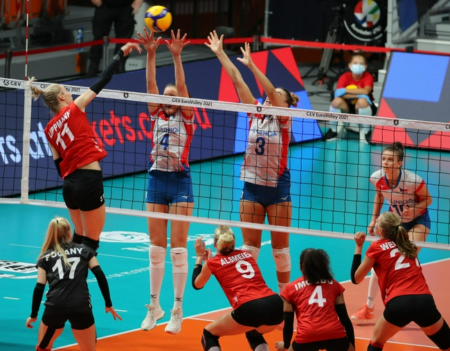 欧锦赛利普曼20分德国3-1捷克 波兰3-0希腊两连胜