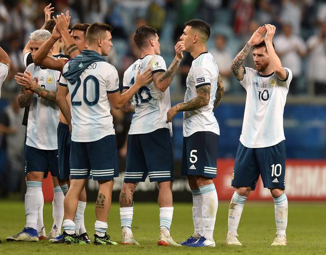 阿根廷四強穩了?