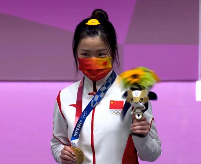 女子10米气步枪历届奥运冠军 杨倩上榜并肩易思玲