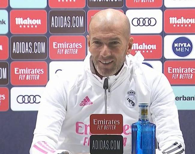 齐达内谈玄学:我的确幸运 但我不是糟糕的教练