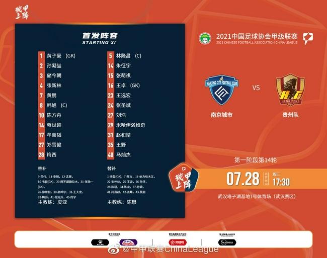 陈方舟乌龙梅西难救主 南京城市0-1惜败贵州