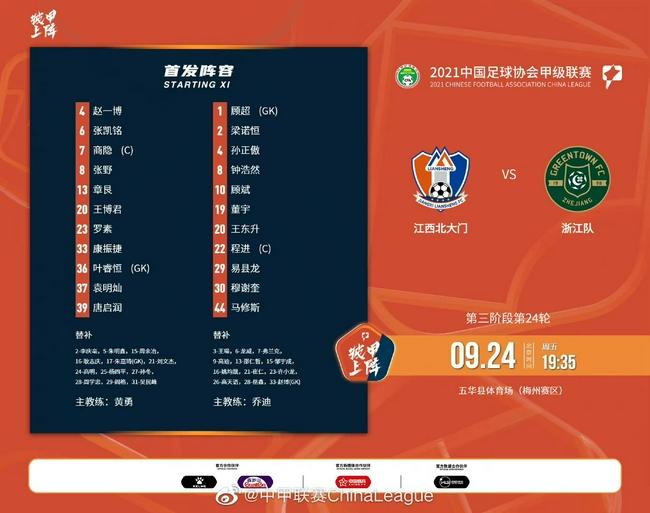 中甲第24轮:南京2-1绝杀苏州 10人江西1-1浙江