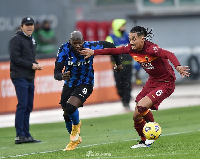 罗马2-2国际米兰
