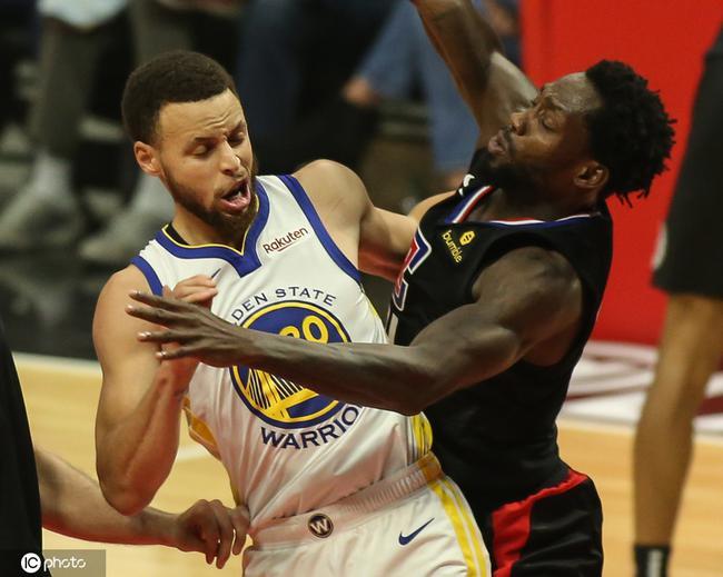 贝弗利喷库里:你们统治NBA五年,接下来换我们!