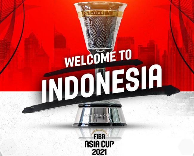 官方:2021年篮球亚洲杯落户印尼