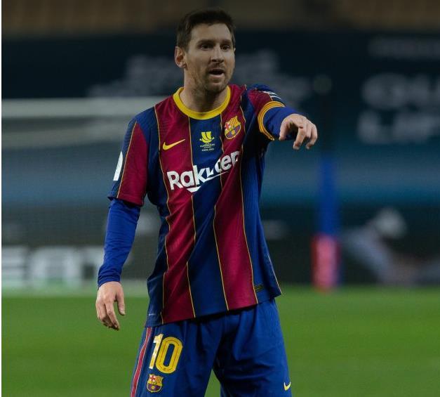 梅西进球外还有更大作用 对队友喊话激活球队