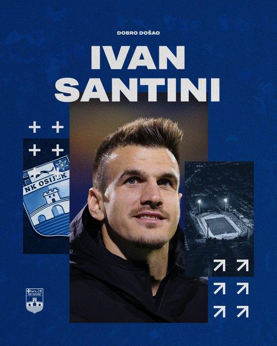 桑蒂尼与江苏队解约成自由身 加盟克罗地亚球队