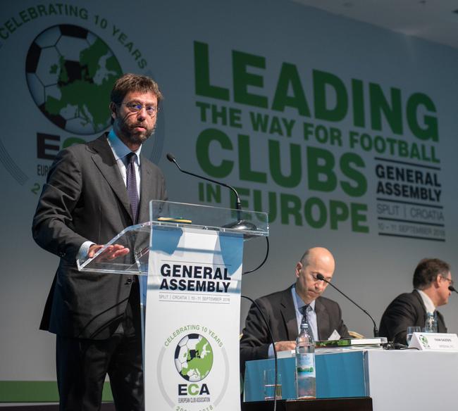 欧洲俱乐部大会