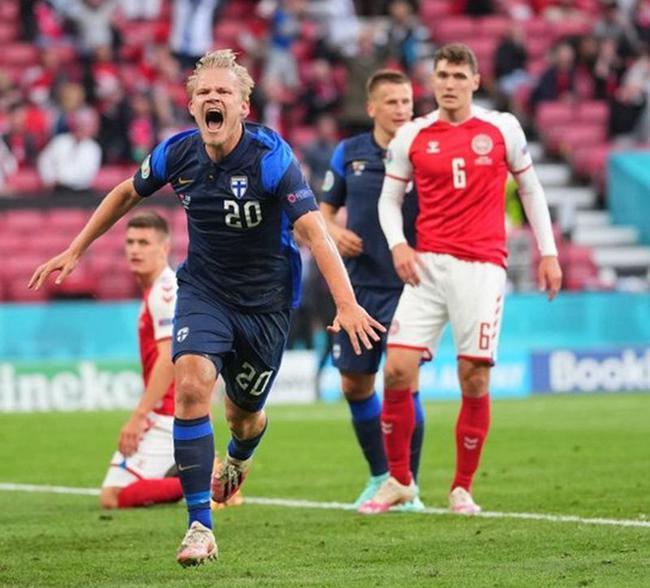 北欧又出神队!首秀仅1射赢球 欧洲杯世界杯无先例