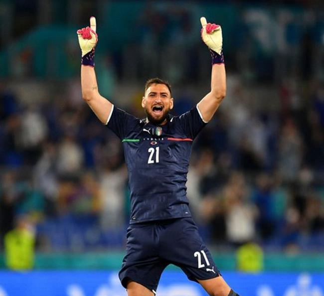 意大利创欧洲杯零封纪录 小唐663分钟不失球追佐夫