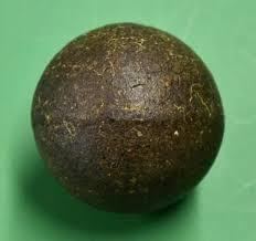 光滑表面古塔胶球