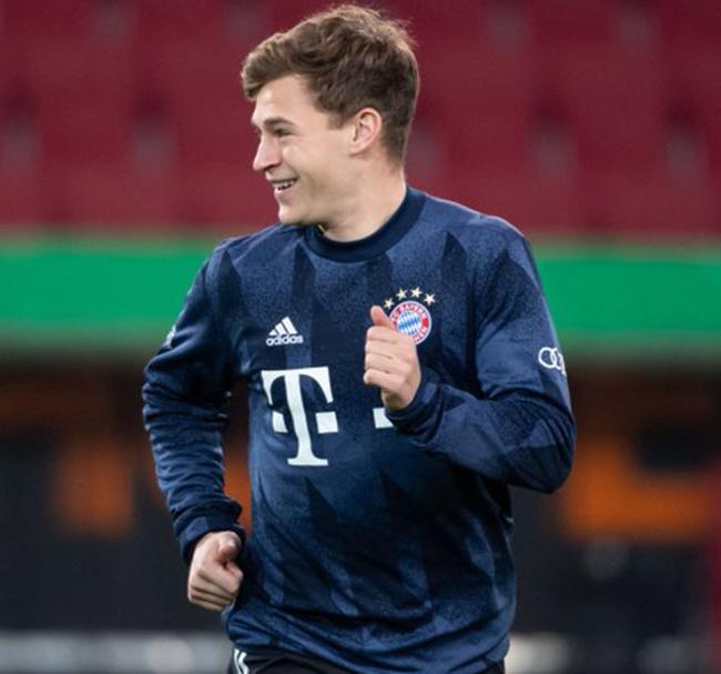德甲第17轮开始4场比赛,拜仁客场1比0小胜奥格斯堡