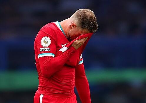利物浦队长斥VAR:故意扭曲划线 把好球吹为越位