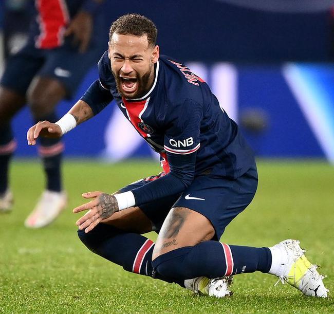 巴黎官方宣布内马尔今年报销 预计明年1月回归