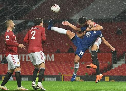 兰帕德:英超裁判供认 对曼联一战他们漏判了点球