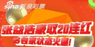 张益浩20连红破纪录 球圣15连红回报率5669%