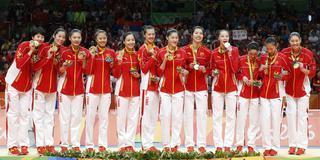 中國女排沖擊東京奧運會資格