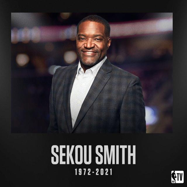 NBA官网资深记者塞古-史密斯因感染新冠不幸逝世,年仅49岁