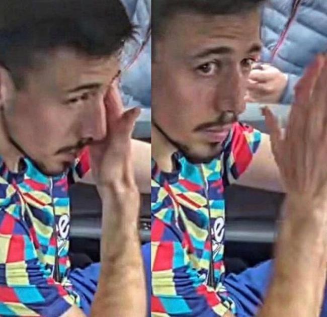 巴萨罪臣犯错后无比自责 离开球场时流下眼泪