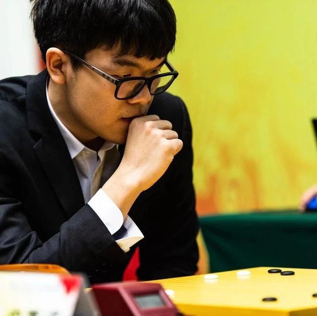 中国围棋等级分第一人 柯洁
