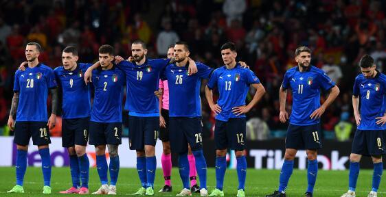 意大利决赛前遭遇惊魂 三名媒体工作者新冠阳性