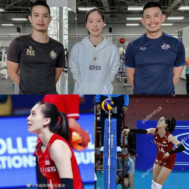 中国女排又一世界冠军留洋 郑益昕将战泰国联赛