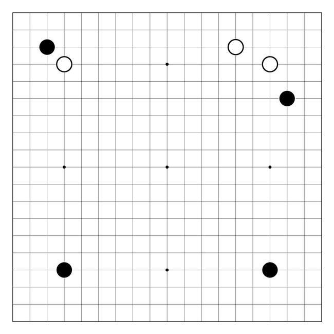 """图1:震悚世人的开局直接""""点三·三"""""""