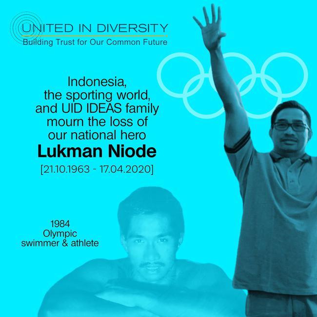 游泳名将感染新冠去世享年56岁 参加过1984奥运会